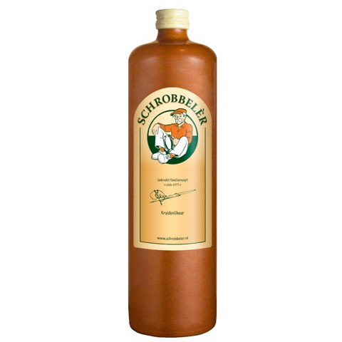 Schrobbeler  fles 1,00L
