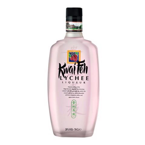 De Kuyper Kwai Feh Lychee     fles 0,70L