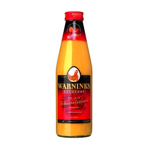 Warninks Scharrelaartje    fles 0,70L