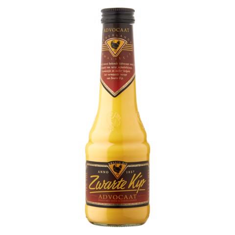Zwarte Kip Advocaat           fles 0,50L
