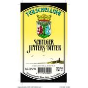 Schylger Jutters-bitter       fles 1,00L