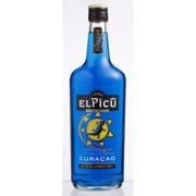Elpicu Curacao                fles 0,70L