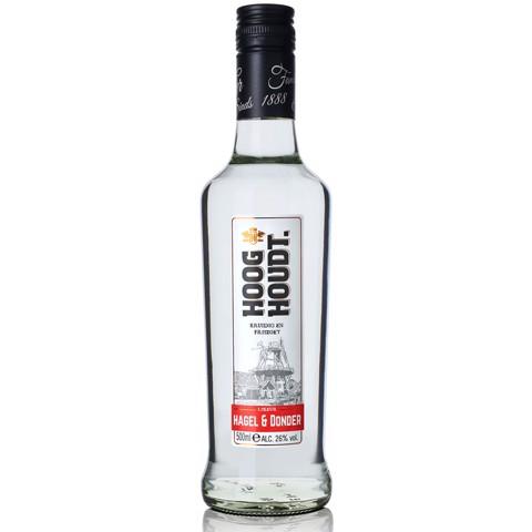 Hooghoudt Hagel en Donder     fles 0,50L