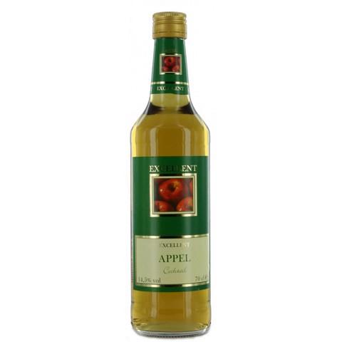 Excellent Apfel Cocktail      fles 0,70L