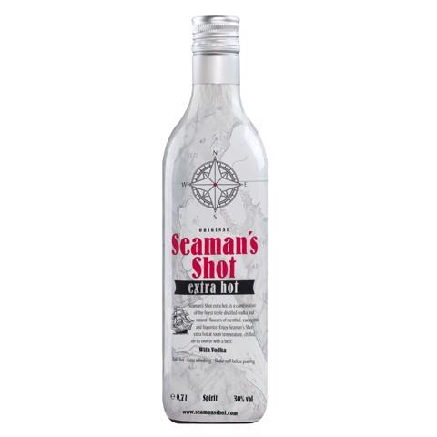 Seaman's Shot                 fles 0,70L