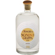 Nonino Grappa Moscato   fles 0,70L