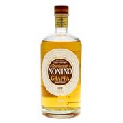 Nonino Grappa Chardonnay Barrique fles 0,70L