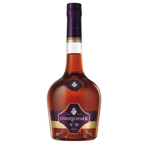 Courvoisier Cognac VS         fles 0,70L