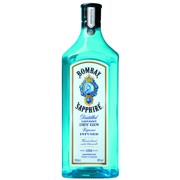 Bombay Sapphire Gin           fles 1,00L