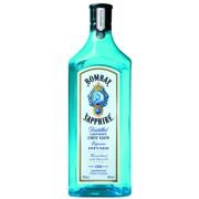Bombay Sapphire Gin           fles 1,00L