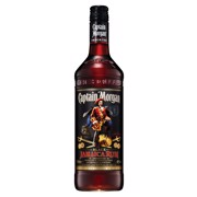 Captain Morgan Black Jamaican Rum  fles 0,70L