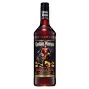 Captain Morgan Black Jamaican Rum  fles 0,70L