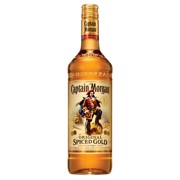Captain Morgan Spiced Gold Rum   fles 1,00L