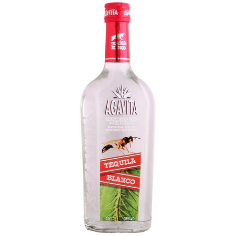 Agavita Blanco Tequila        fles 0,70L
