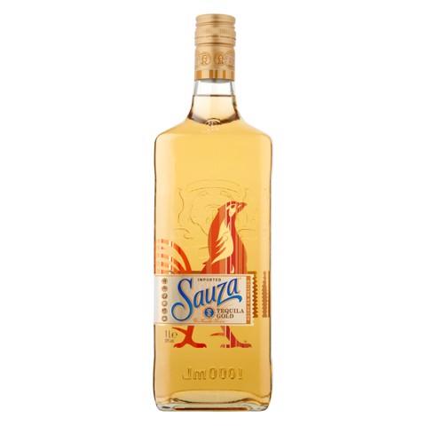 Sauza Gold Tequila            fles 1,00L
