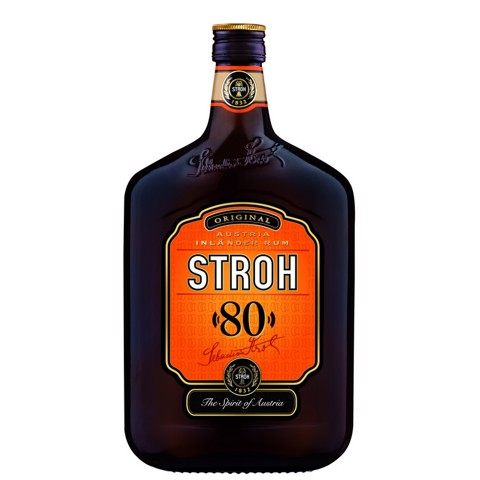Stroh Rum 80                  fles 0,70L