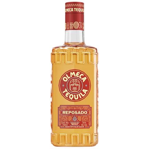 Olmeca Reposado Tequila    fles 0,70L