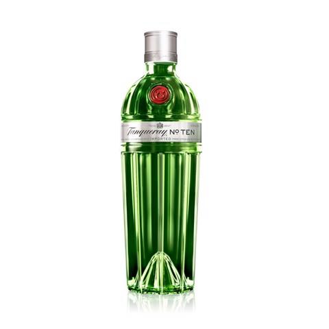 Tanqueray Ten Gin             fles 0,70L