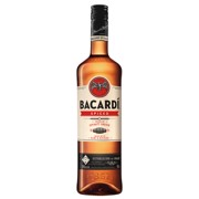 Bacardi Oakheart Spiced Rum   fles 1,00L