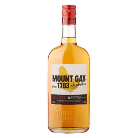 Mount Gay Eclipse Rum         fles 0,70L