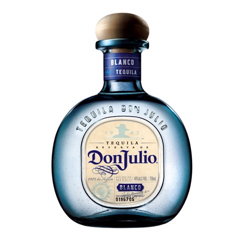 Don Julio Blanco Tequila      fles 0,70L