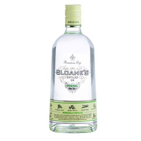 Sloane's Gin                  fles 0,70L