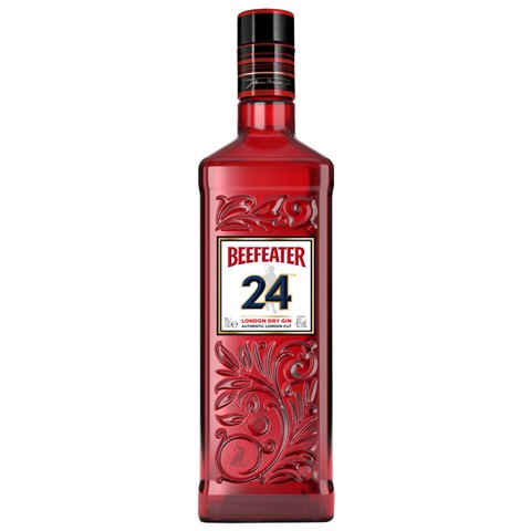 Beefeater 24 Dry Gin          fles 0,70L