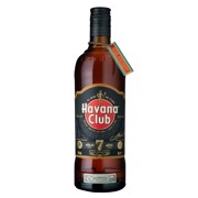 Havana Club Brown Rum 7 YO  fles 0,70L