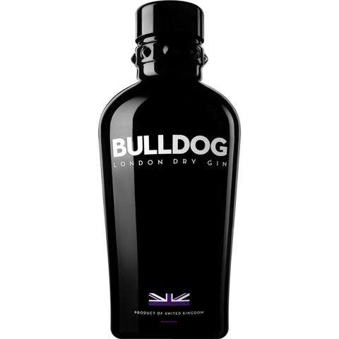 Bulldog Gin                   fles 0,70L