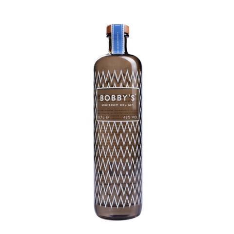 Bobby's Schiedam Dry Gin      fles 0,70L