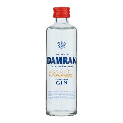 Damrak Gin Miniatuur       doos 12x0,05L