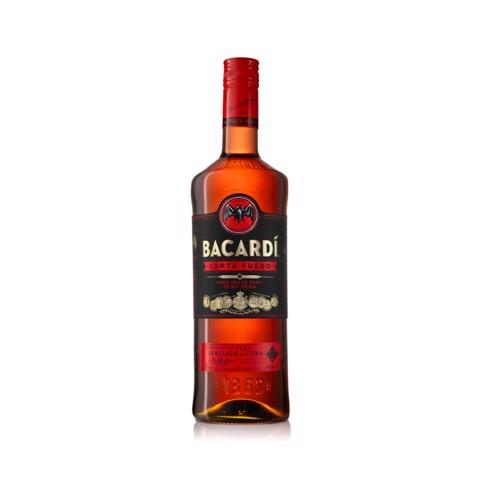 Bacardi Carta Fuego Rum          fles 1,00L