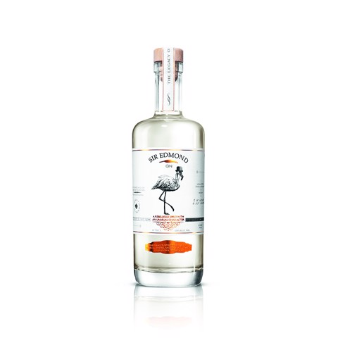 Sir Edmond Gin                fles 0,70L