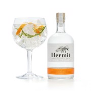 Hermit Dutch Coastal Gin      fles 0,50L