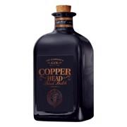Copperhead Black Batch Gin    fles 0,50L