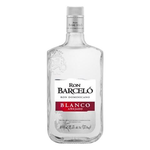 Ron Barcelo Blanco Rum           fles 1,00L