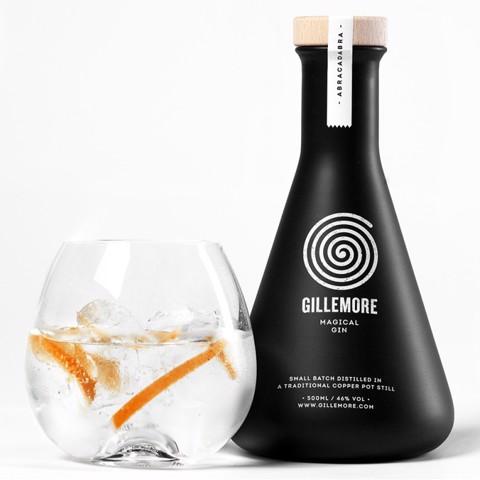 Gillemore Gin                 fles 0,50L