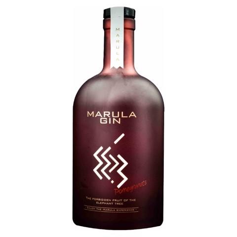 Marula Pomegranate Gin        fles 0,50L
