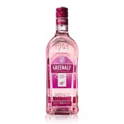 Greenall's Pink Gin Wild Berry  fles 0,70L