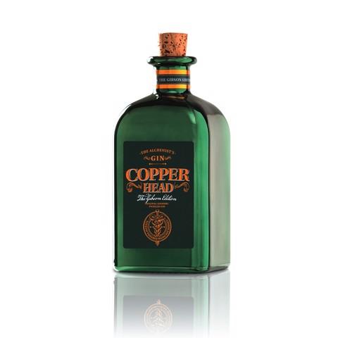 Copperhead Gibson Gin         fles 0,50L