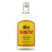 Silvertop Gin                 fles 0,70L