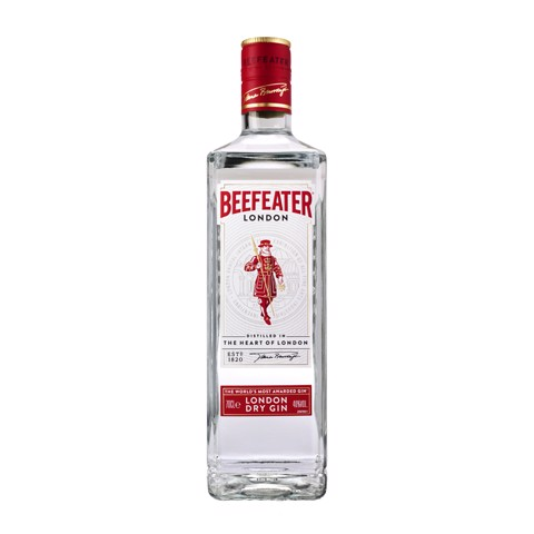 Beefeater Dry Gin             fles 1,00L