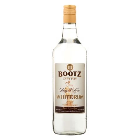 Bootz White Rum               fles 1,00L