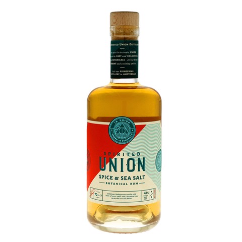 Union Spice & Sea Salt Botanical Rum   fles 0,70L