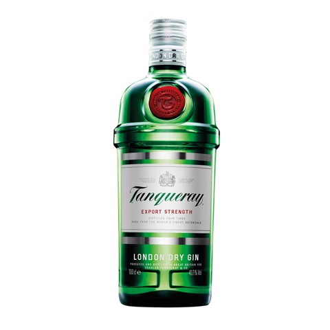 Tanqueray Gin                 fles 1,00L