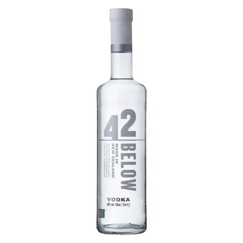 42 Below Pure Vodka           fles 0,70L