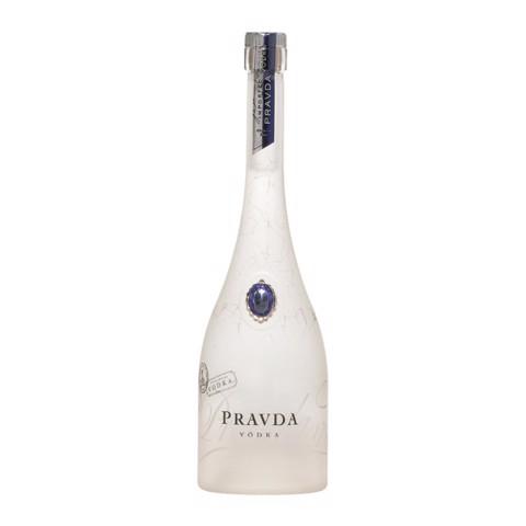 Pravda Vodka                  fles 0,70L