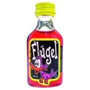 Flugel Wodka PET        tray 24x10x0,02L