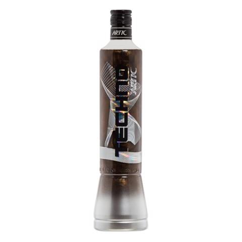 Artic Techno Cola Vodka       fles 0,70L