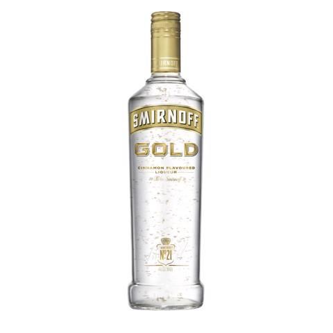 Smirnoff Gold Vodka                 fles 0,70L